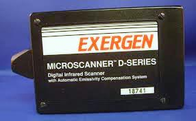 Microscanner, D-Series, Portable, Infrared Thermometer, Exergen