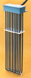 Quartz Immersion Heaters, Teflon Immersion Heaters, Quartz, Teflon, Immersion, Heaters