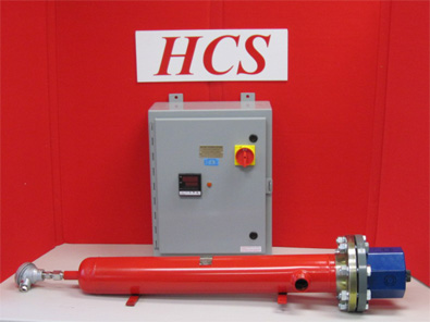 Recirculation Heaters, Heaters, Controls And Sensors