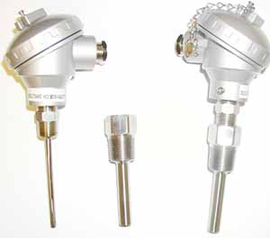 Industrial Thermocouples, RTD Assemblies